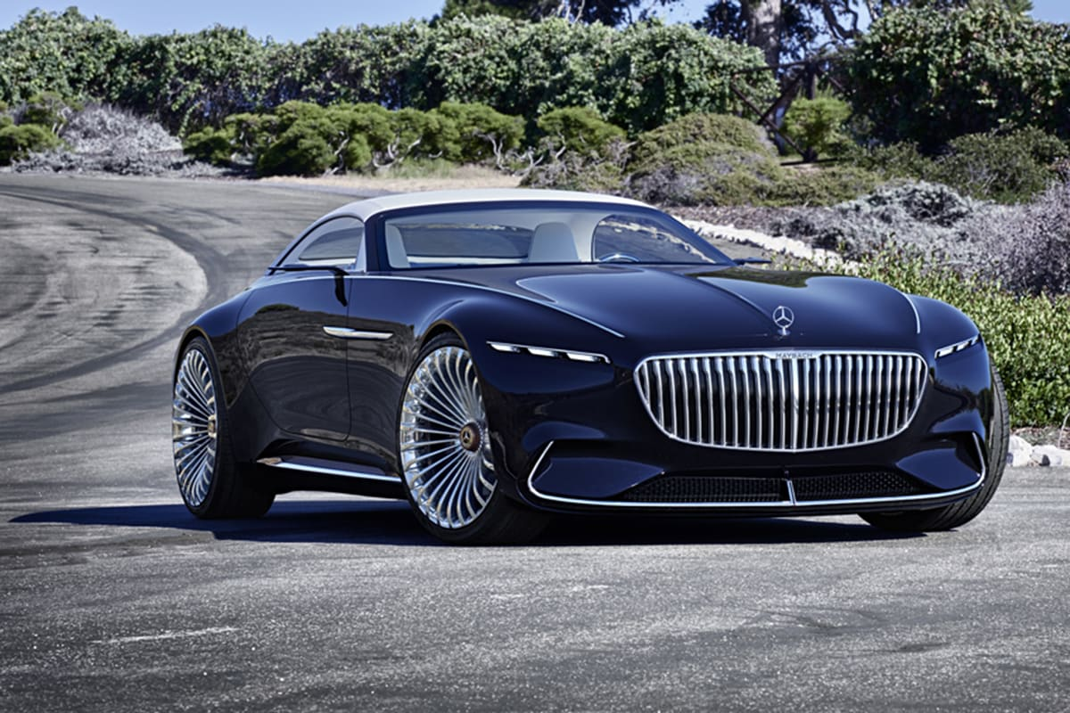 Mercedes benz vision maybach 6 cabriolet concept 2017 for Mercedes benz dealers tampa bay area