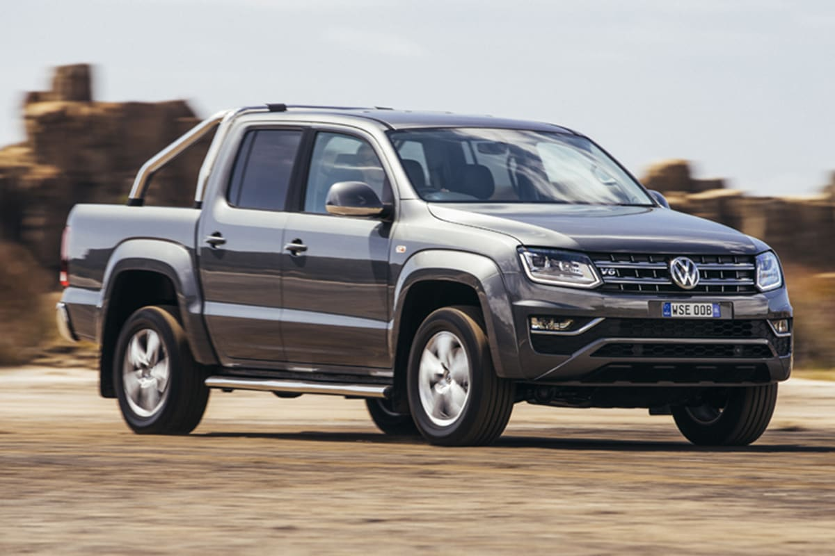 volkswagen amarok v6 sportline 2017 pricing and spec confirmed car news carsguide. Black Bedroom Furniture Sets. Home Design Ideas
