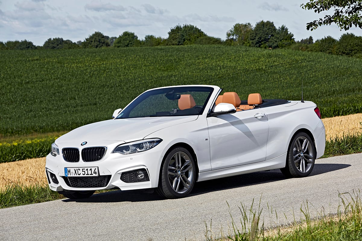 BMW I Review Snapshot CarsGuide - 220i bmw
