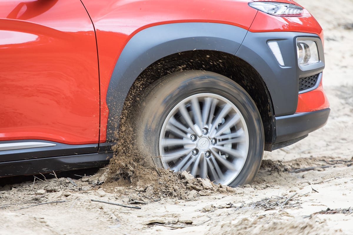 How To Drive Through Mud With Your SUV