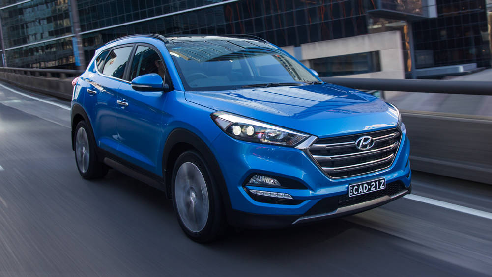 Hyundai Tucson 2017 | New Car Sales Price