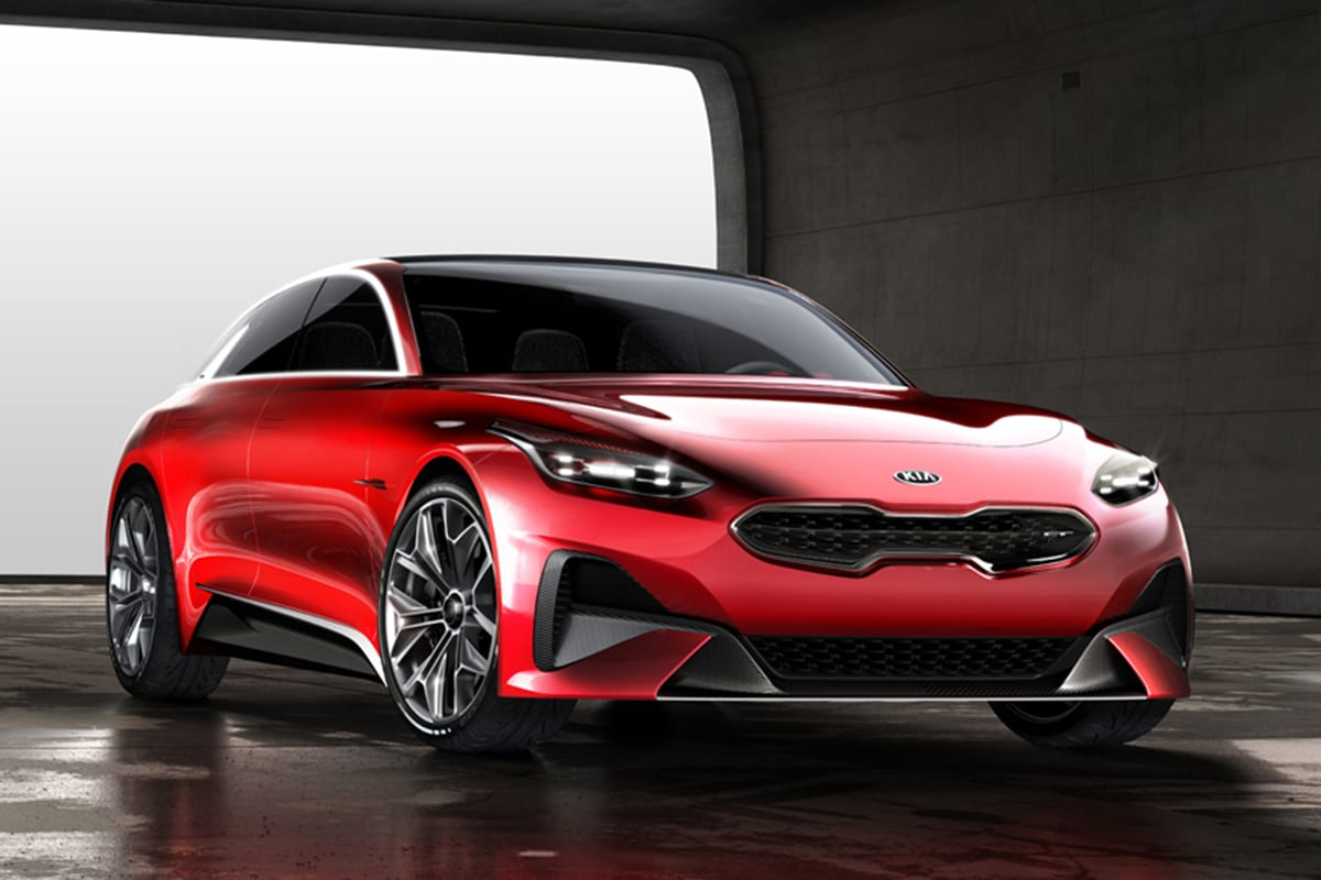 Kia proceed concept 2019 revealed ahead of frankfurt car news carsguide