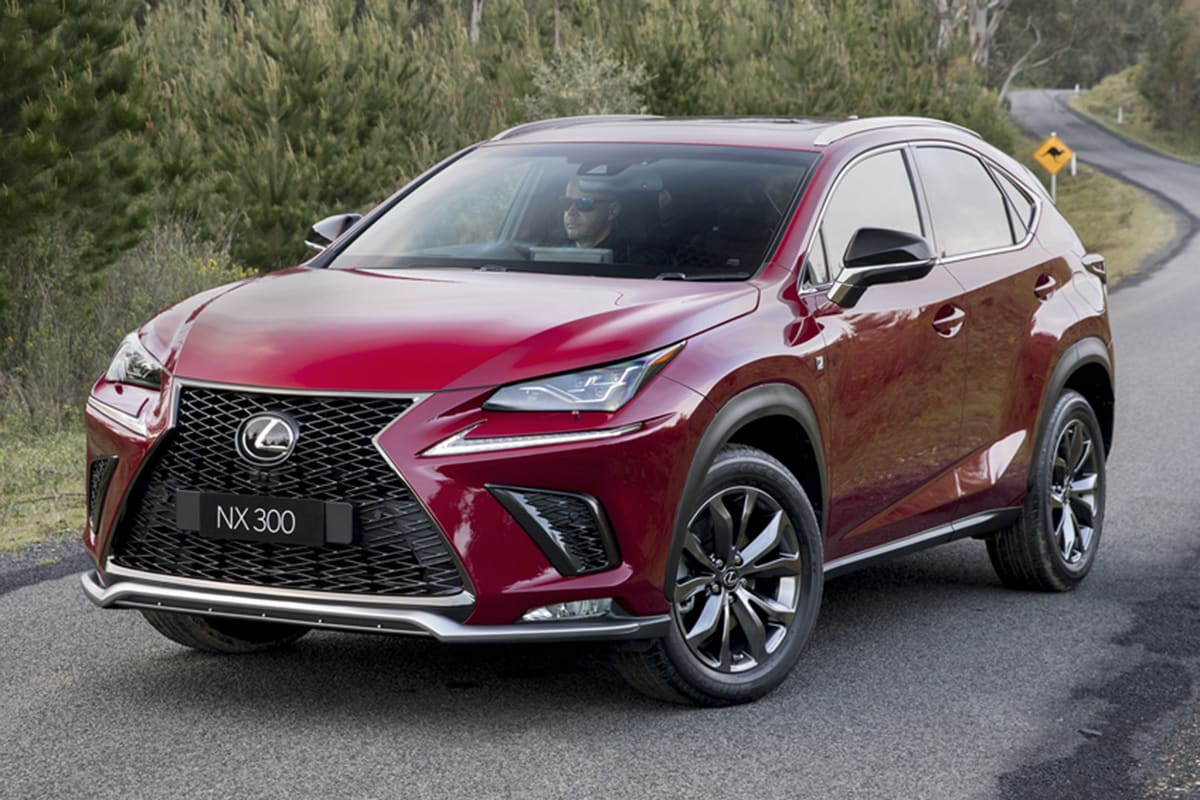 lexus nx 2017 pricing and spec confirmed car news carsguide. Black Bedroom Furniture Sets. Home Design Ideas