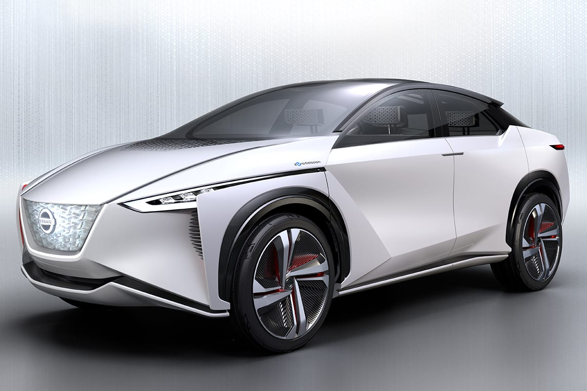 Nissan IMx Concept Revealed In Tokyo