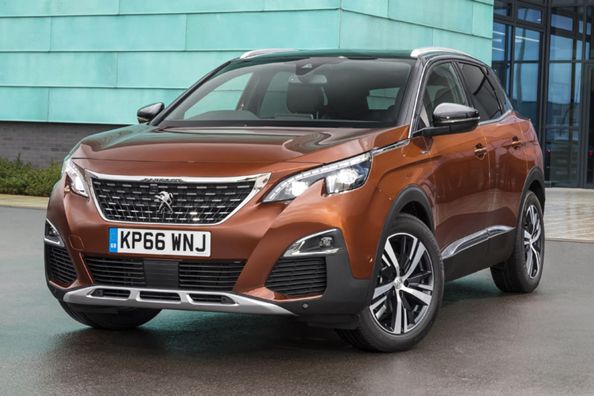 peugeot 3008 2017 pricing and specs confirmed car news carsguide. Black Bedroom Furniture Sets. Home Design Ideas