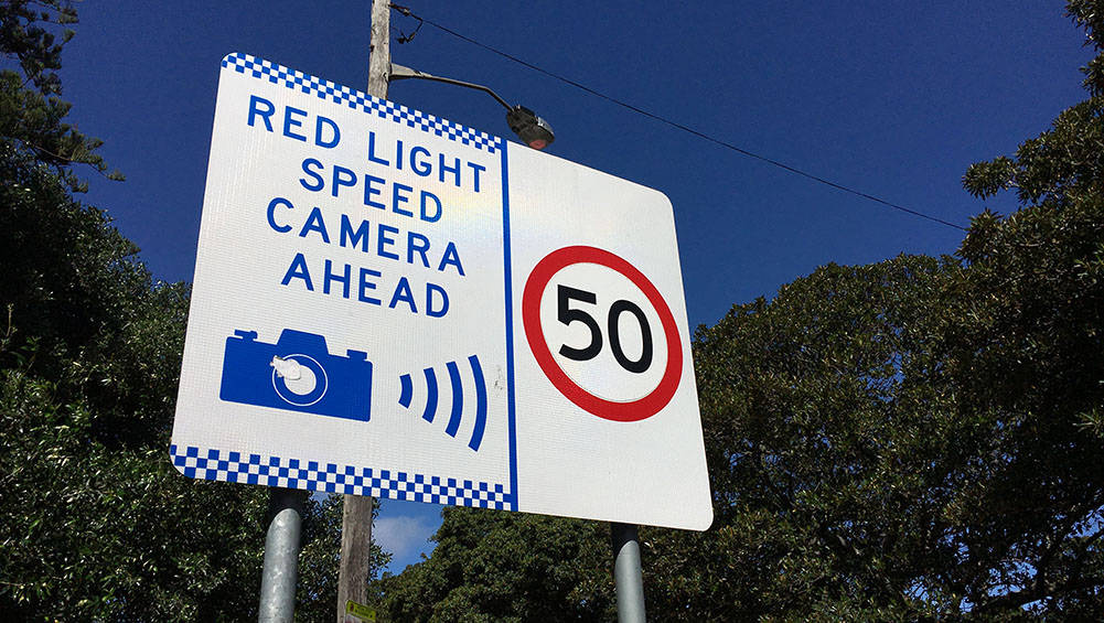 Australia's top-earning speed cameras - Car Advice   CarsGuide