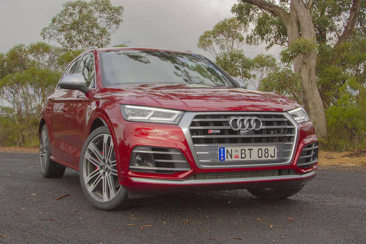 Audi SQ5 2018 Review