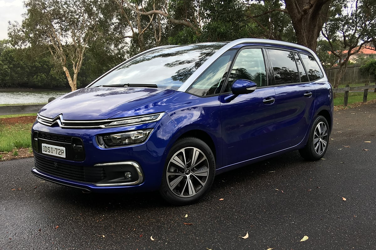 Sell My Car Fast >> Citroen Grand C4 Picasso 2018 review | CarsGuide