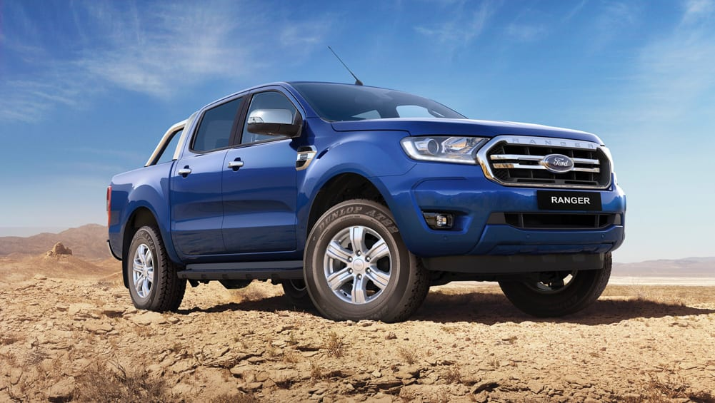 Ford Ranger 2019 update adds Raptor power to XLT and Wildtrak - Car News | CarsGuide