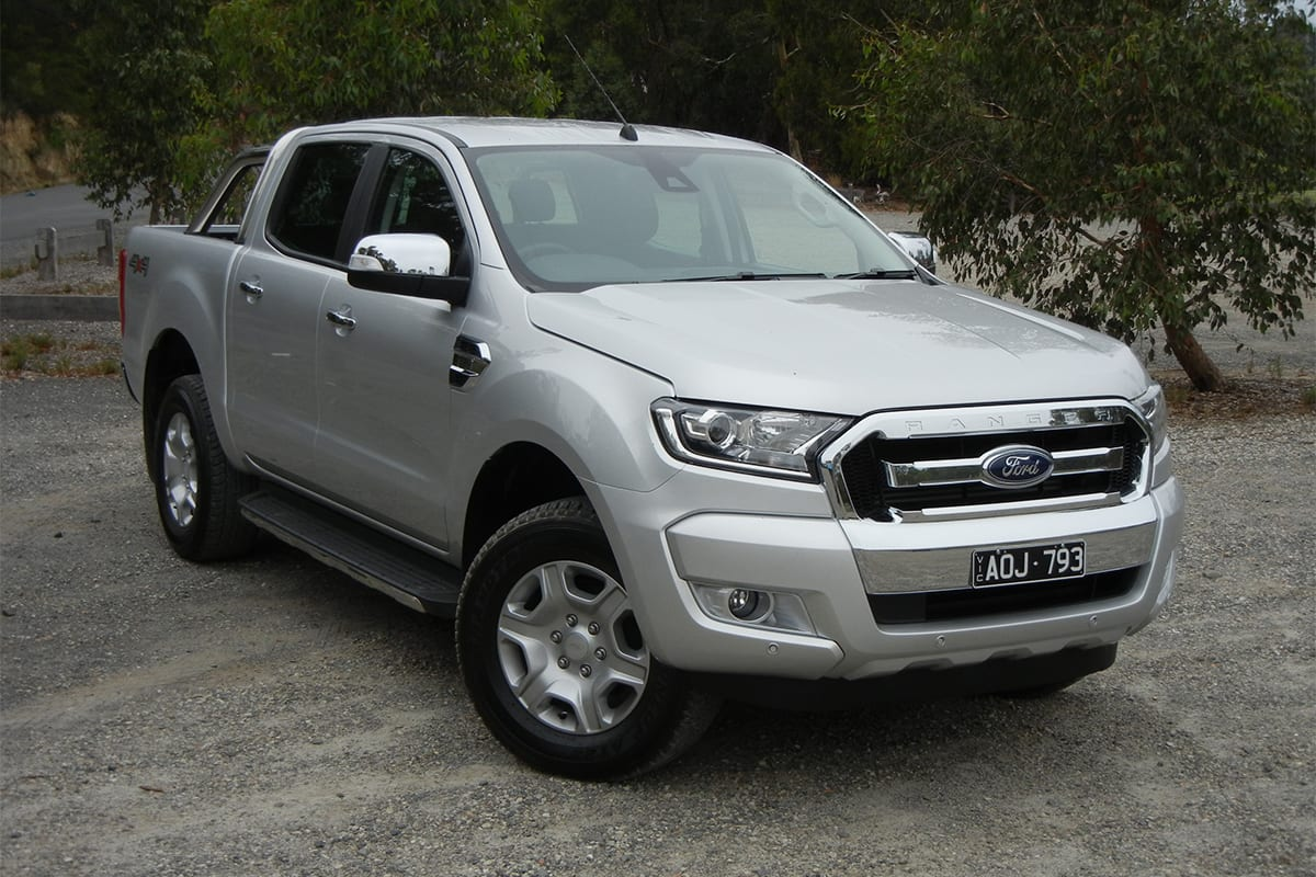 ford ranger 2018 review carsguide. Black Bedroom Furniture Sets. Home Design Ideas