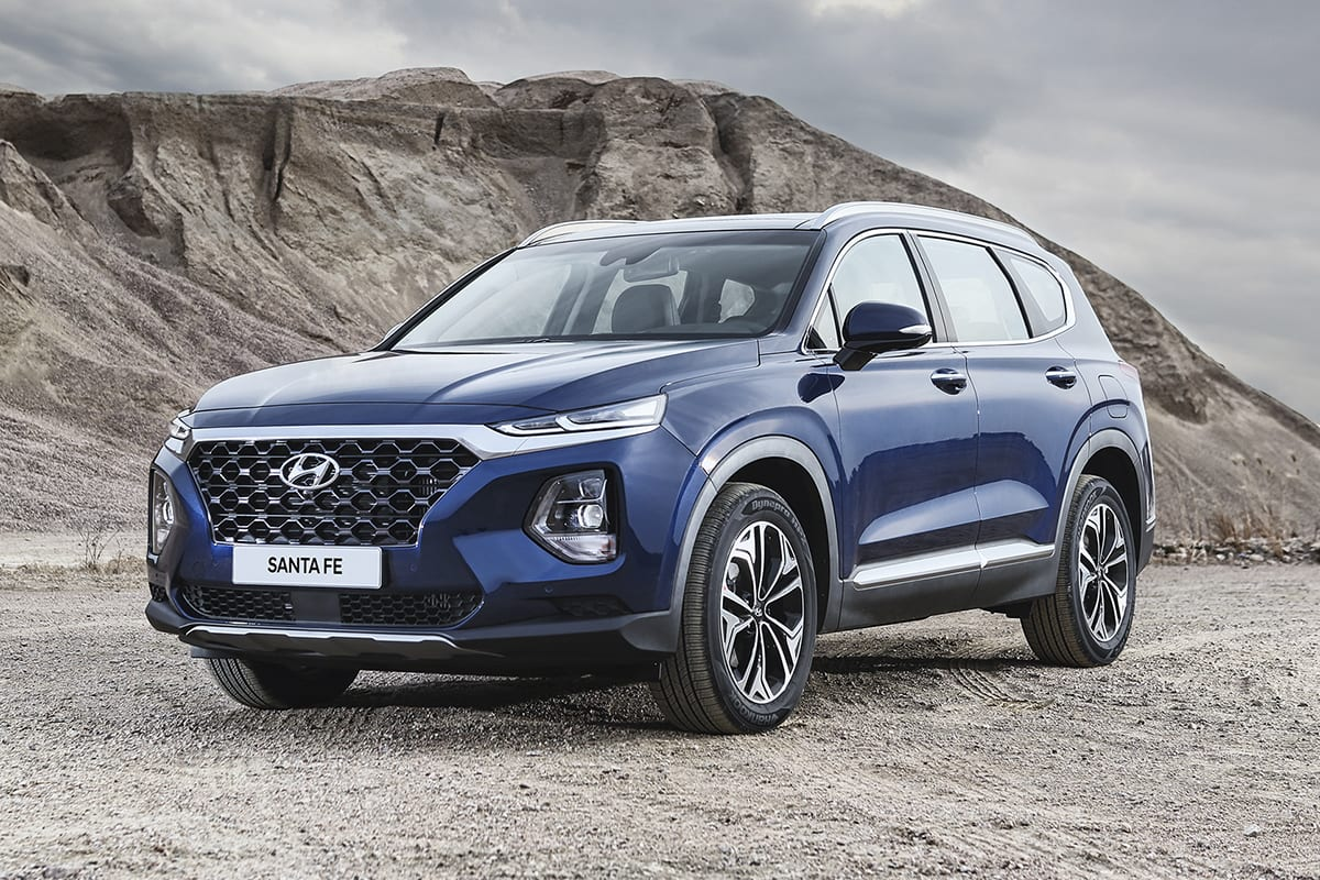 Hyundai Santa Fe 2018 Unveiled Full Details Of New Seven