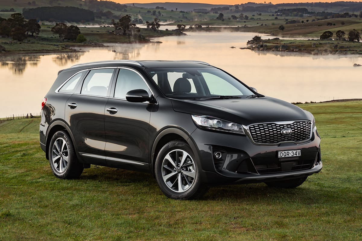 kia sorento sport 2018 review snapshot carsguide. Black Bedroom Furniture Sets. Home Design Ideas