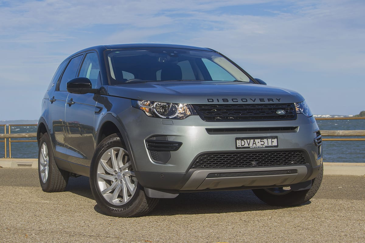 land rover discovery sport 2018 review carsguide. Black Bedroom Furniture Sets. Home Design Ideas