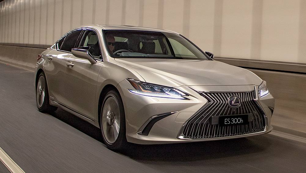 Lexus ES300h 2019 Pricing And Specs Confirmed Car News