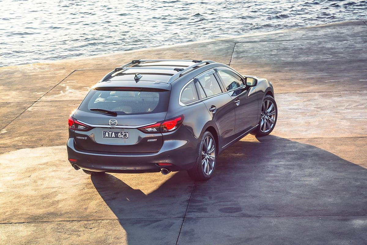 Mazda 6 Atenza 2018 Review: Snapshot