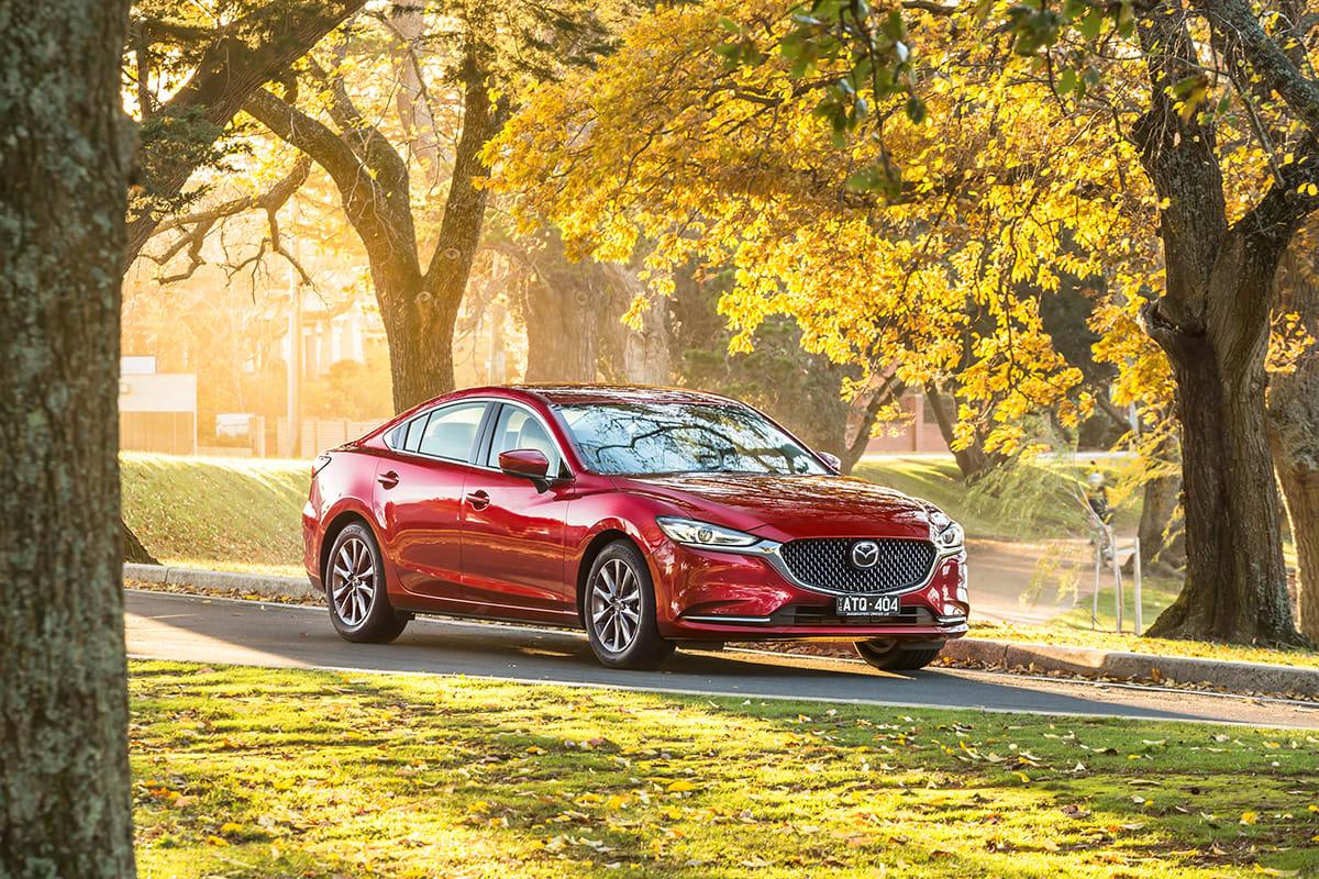 Mazda 6 Sport 2018 Review: Snapshot