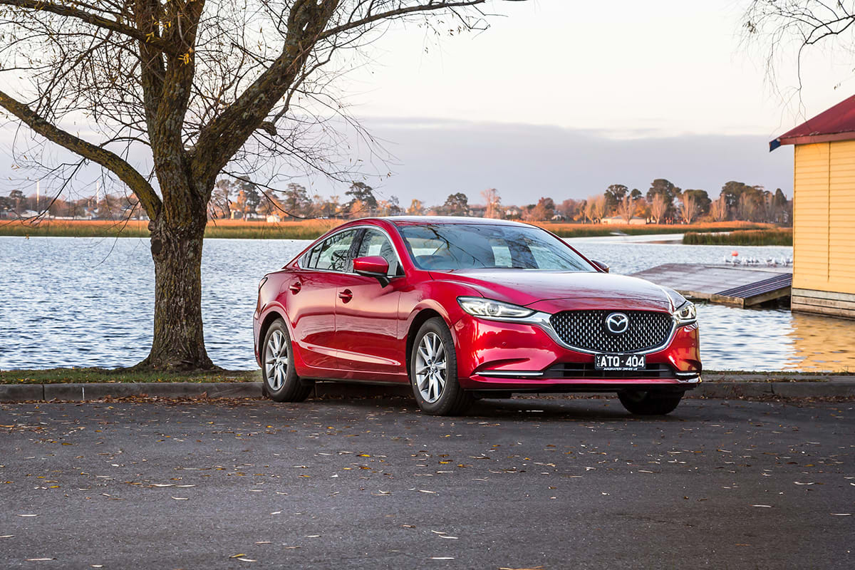 Mazda 6 Touring 2018 Review: Snapshot
