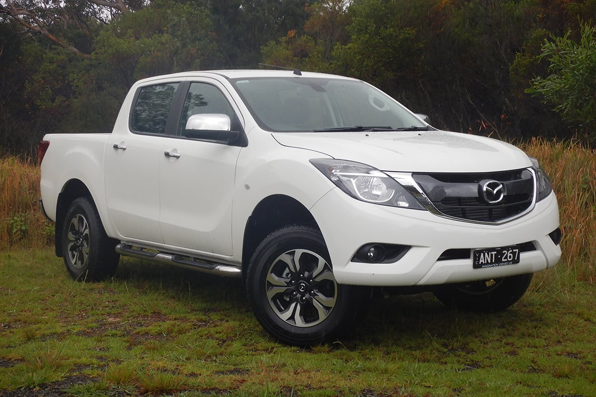 mazda bt 50 2018 review xtr dual cab 4x4 carsguide. Black Bedroom Furniture Sets. Home Design Ideas