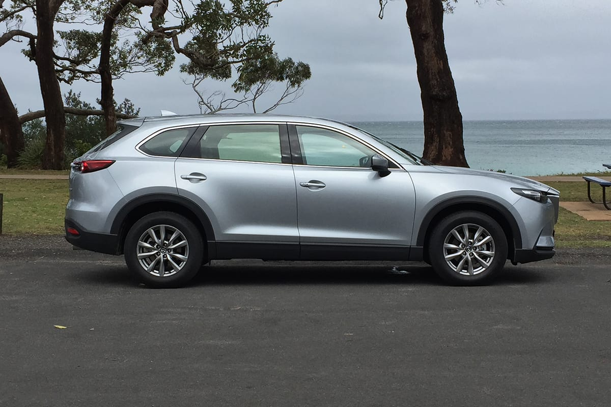 mazda cx-9 touring 2019 review: snapshot | carsguide