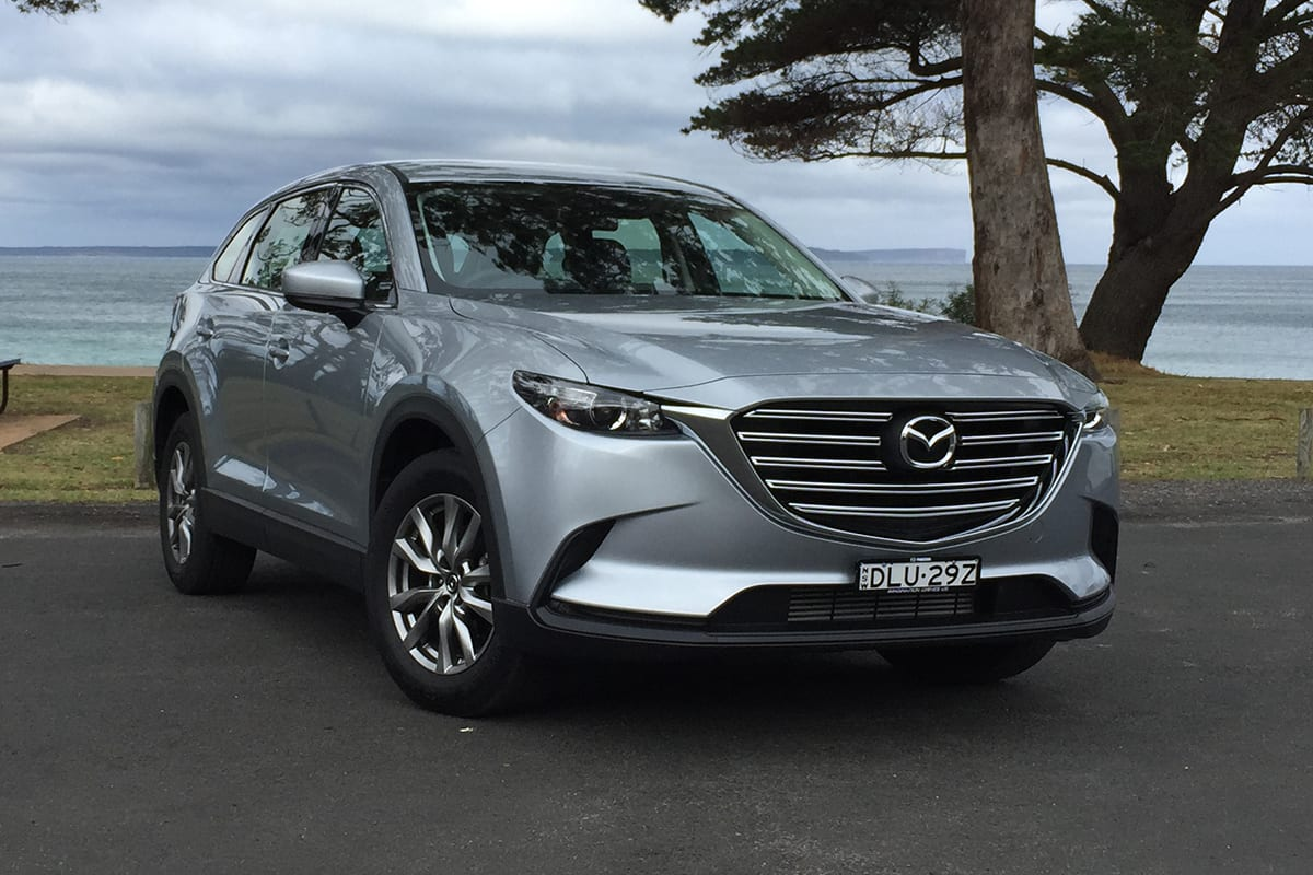 Mazda Cx  Grand Touring Review
