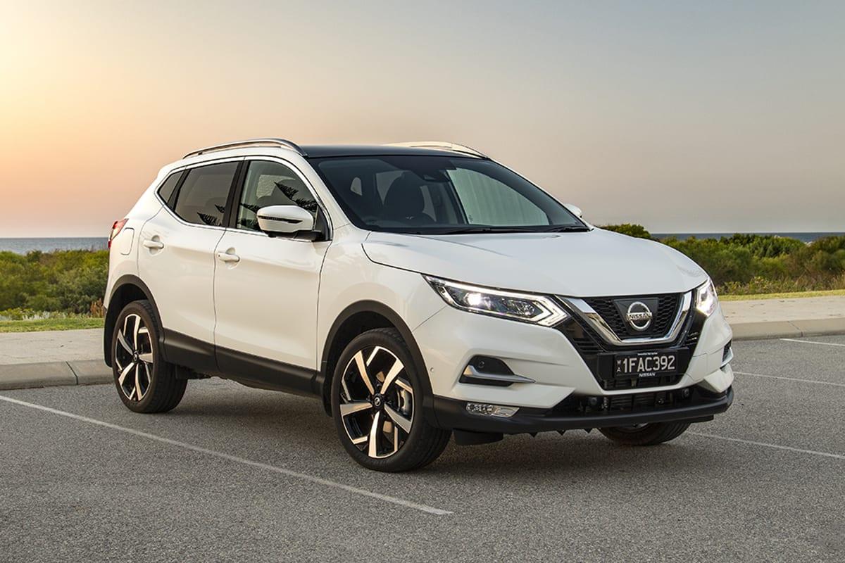 Nissan Qashqai Ti 2018 Review: Snapshot