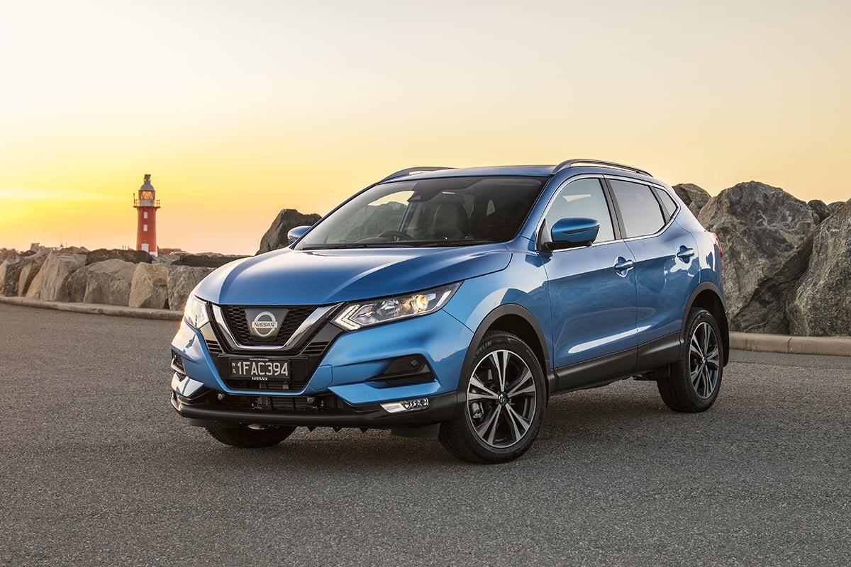 Nissan Qashqai ST-L 2018 Review: Snapshot