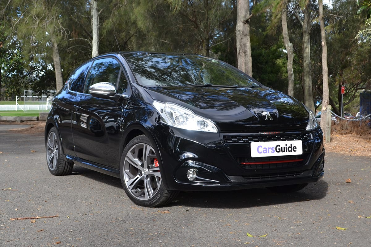 peugeot 208 gti 2018 review | carsguide