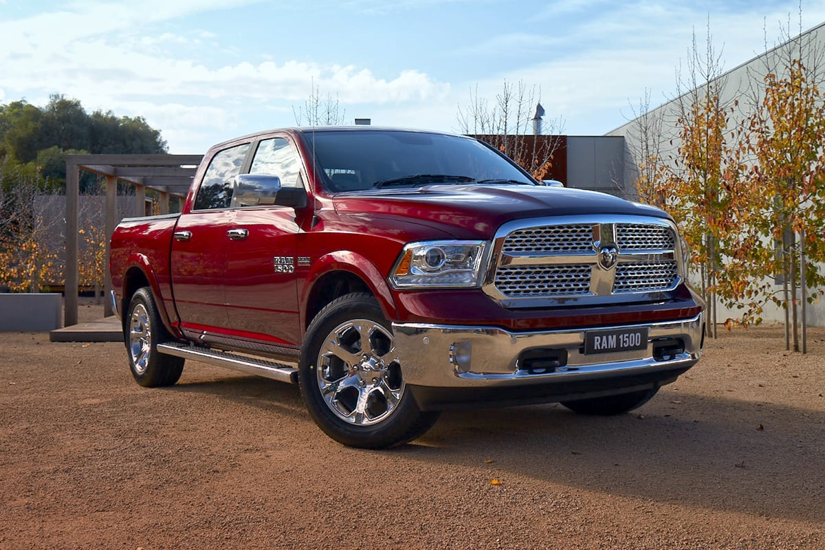 RAM 1500 2018 pricing and specs confirmed - Car News ...