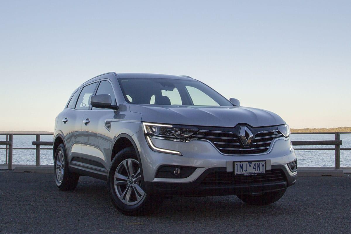 Renault Koleos 2018 Review Carsguide