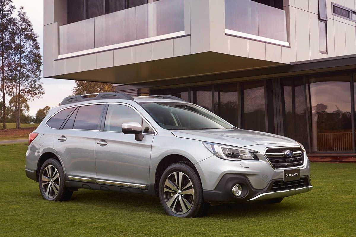 Expert Rating Reviews >> Subaru Outback 2.0D 2018 review: snapshot | carsguide