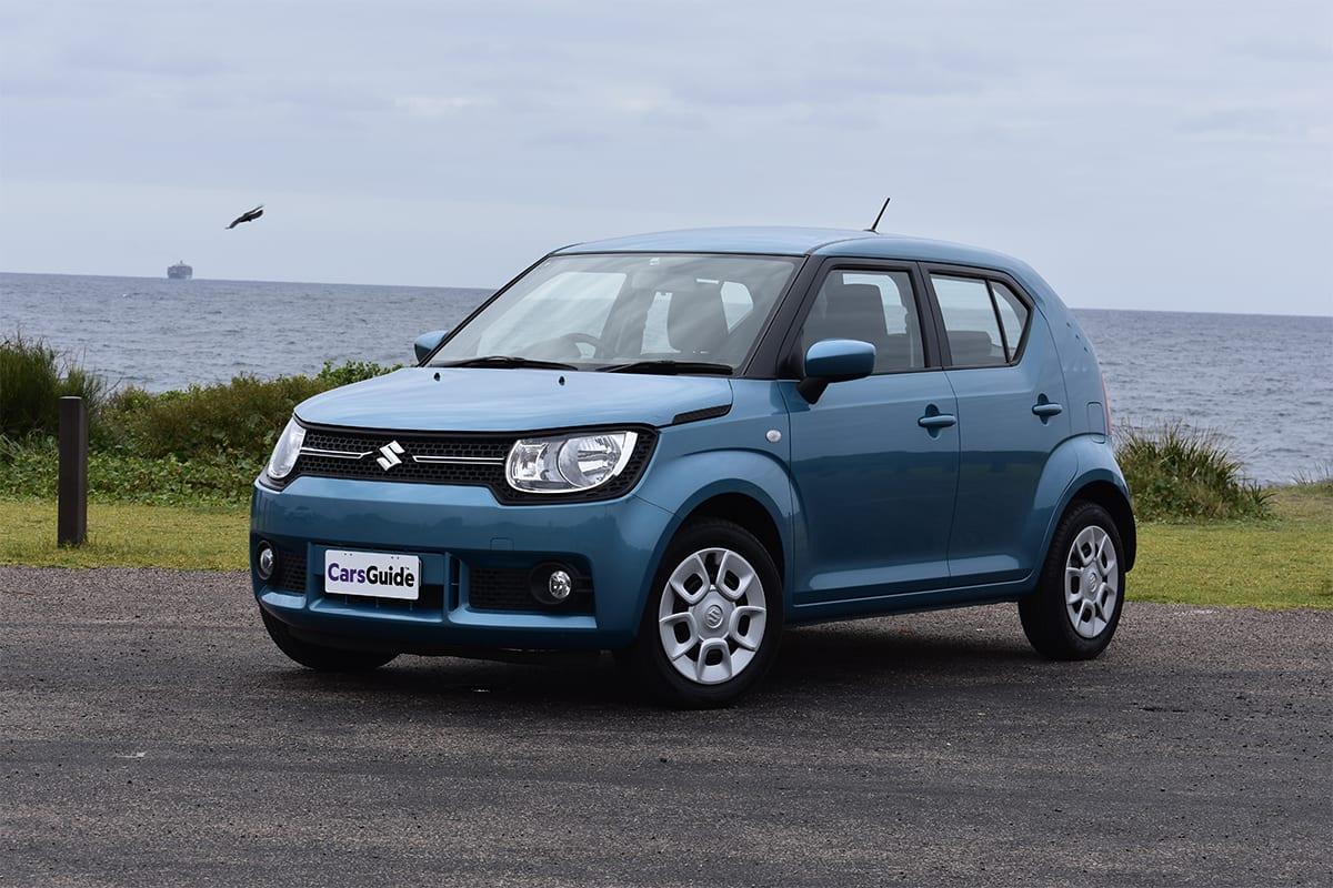 Suzuki Ignis 2018 Review Gl Carsguide