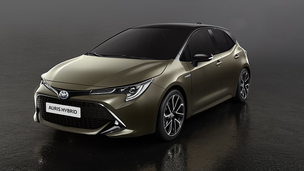 Toyota Corolla 2018 Revealed In Geneva Car News Carsguide