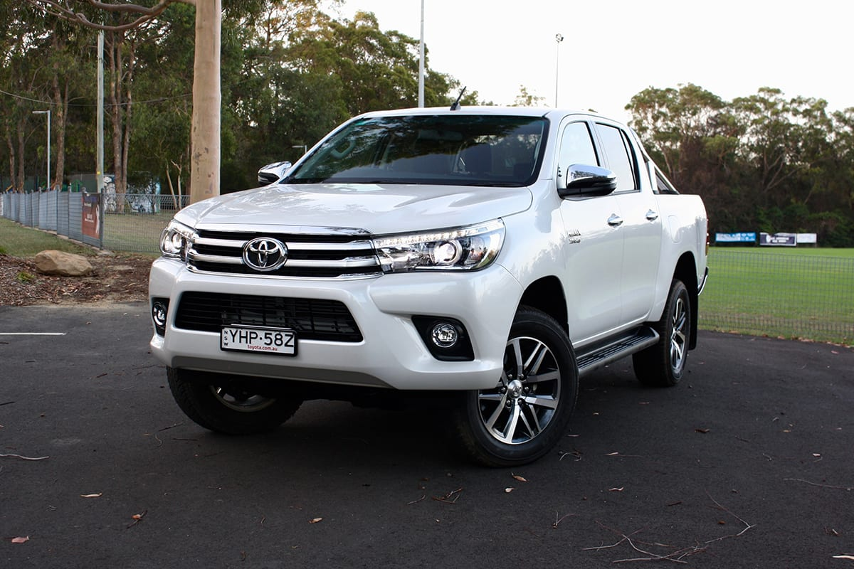 toyota hilux 2018 review carsguide. Black Bedroom Furniture Sets. Home Design Ideas