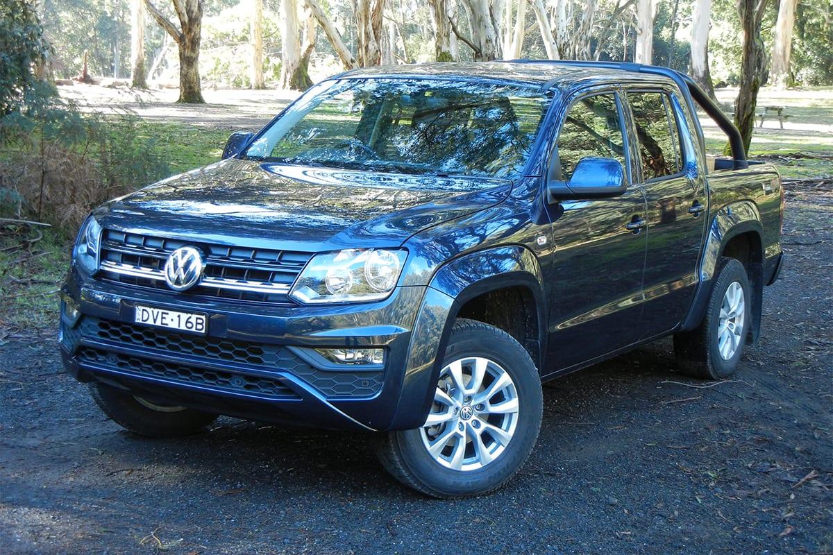 Volkswagen amarok core