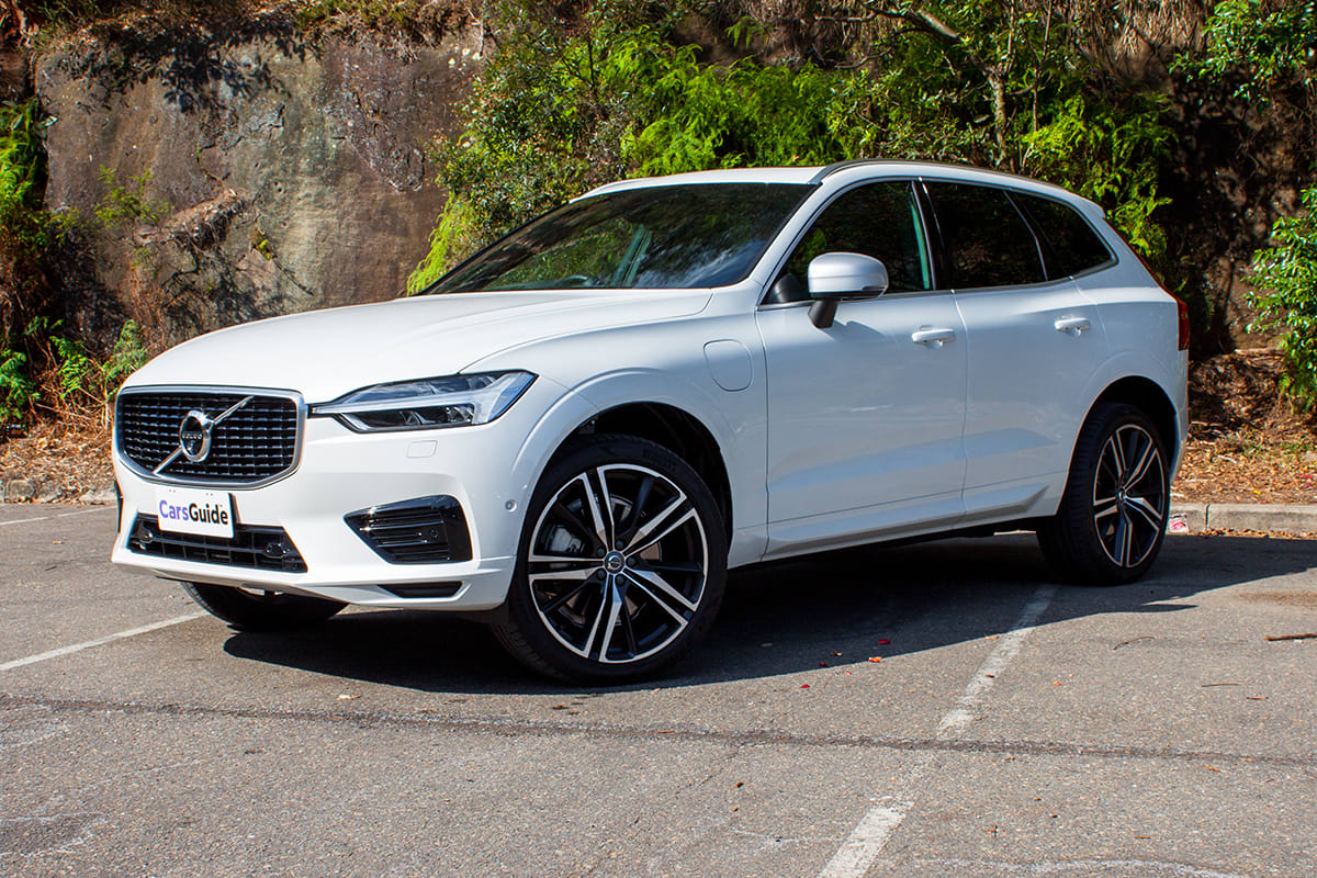 volvo xc60 2018 review carsguide. Black Bedroom Furniture Sets. Home Design Ideas