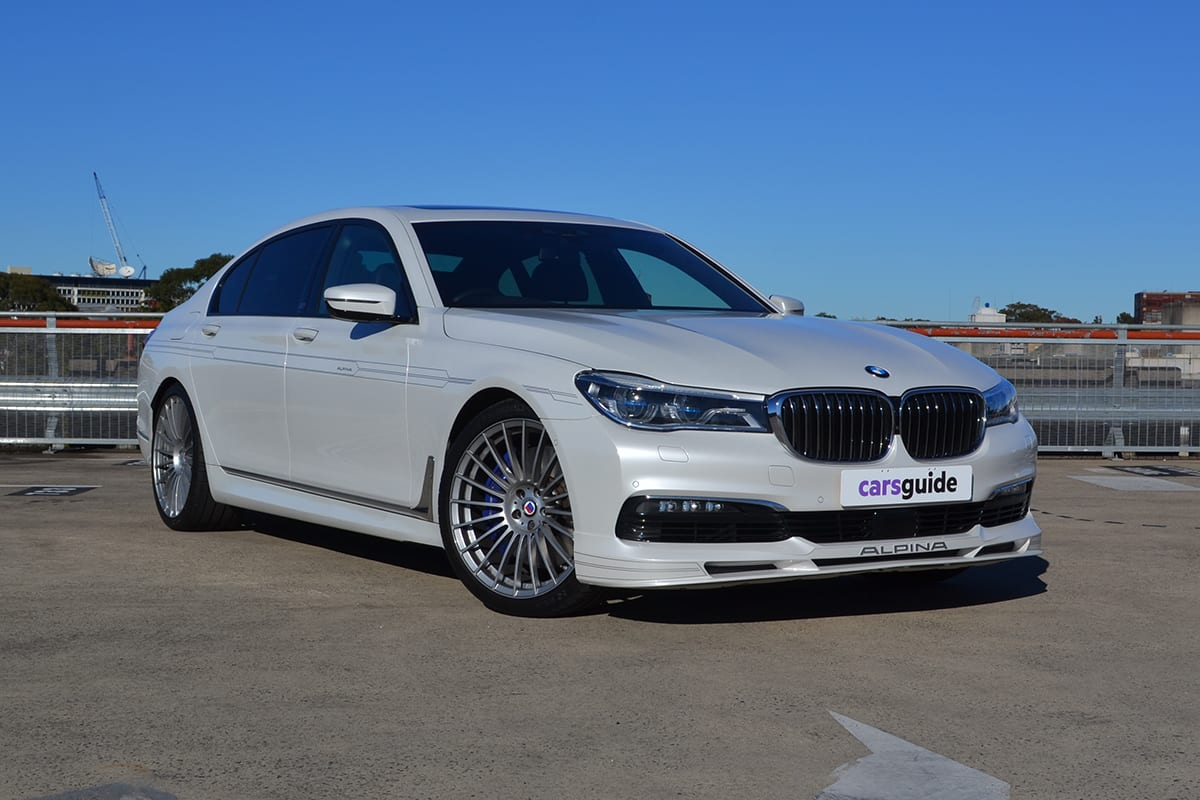 Alpina B7 2018 Review Carsguide