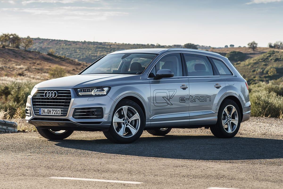 Audi Q7 E-tron 2018 Review: Snapshot