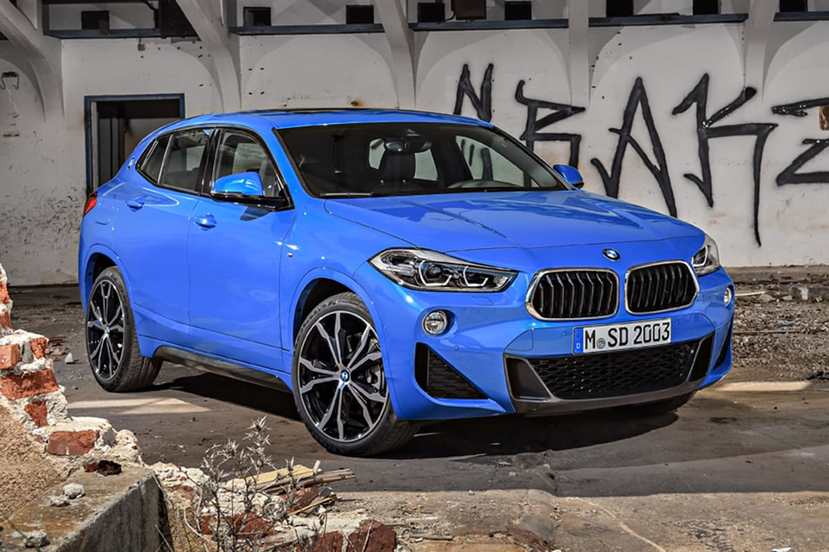 bmw x2 2018 revealed car news carsguide. Black Bedroom Furniture Sets. Home Design Ideas