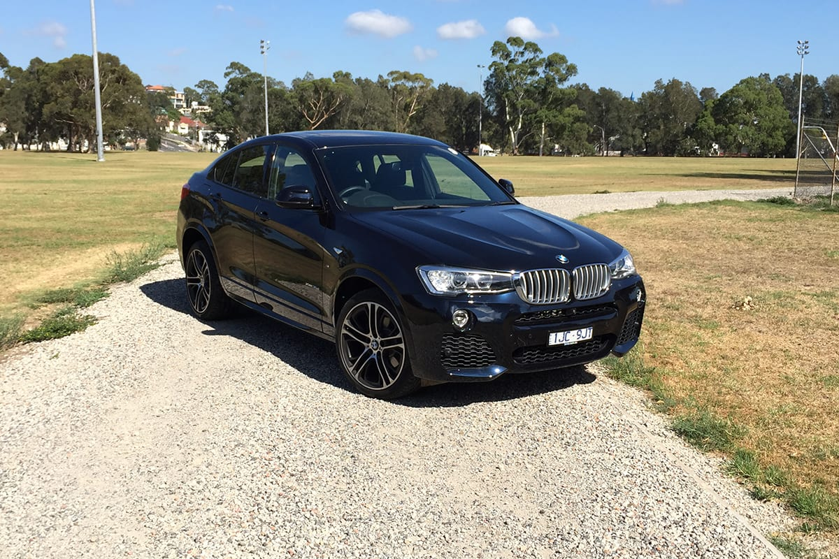 bmw x4 2018 review carsguide. Black Bedroom Furniture Sets. Home Design Ideas
