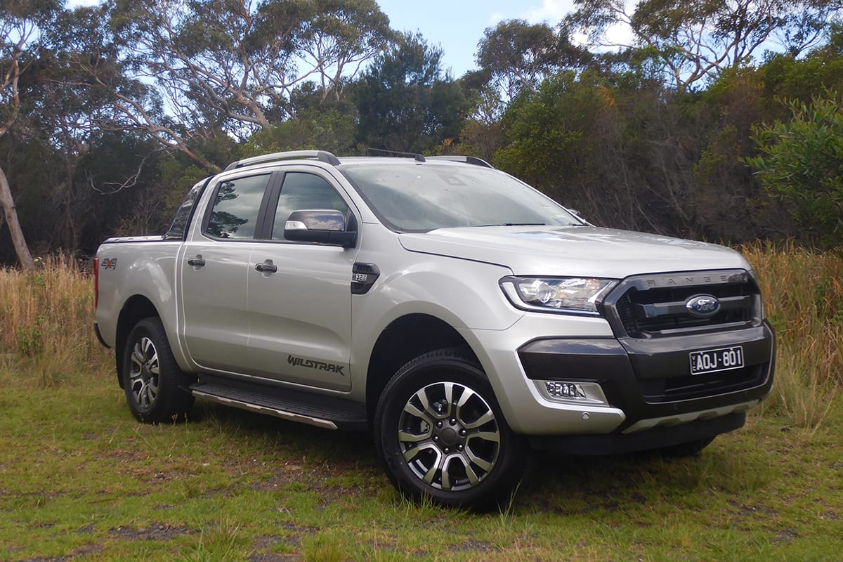 Ford ranger wildtrak 2018 review carsguide