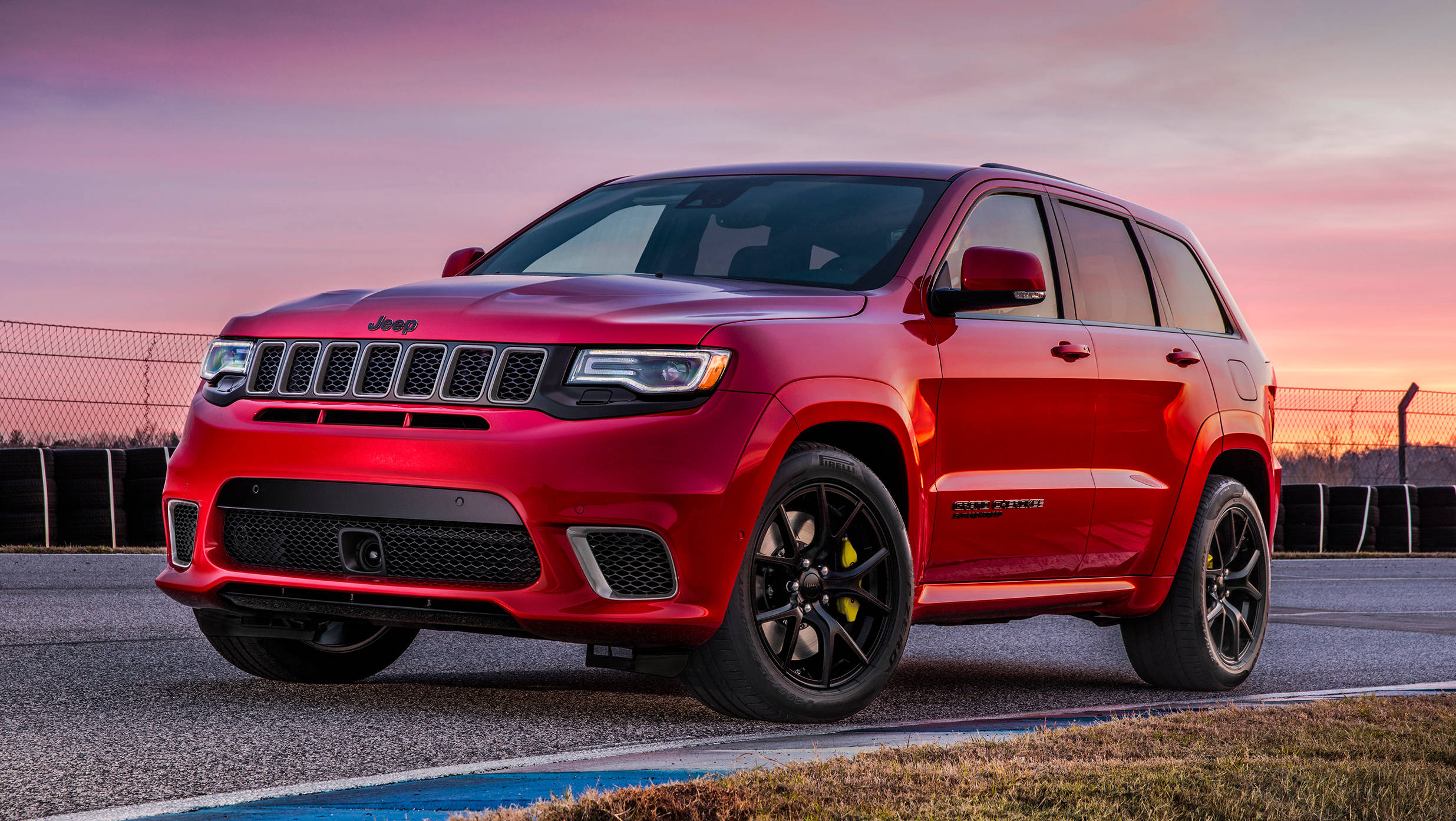 2018 Jeep Grand Cherokee Trackhawk revealed ahead of New York - Car News
