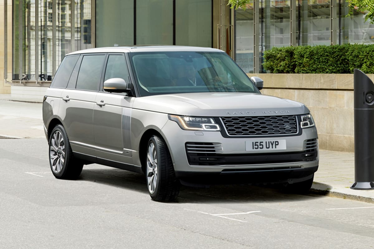 Range Rover 2018 Revealed Ahead Of March Debut Car News