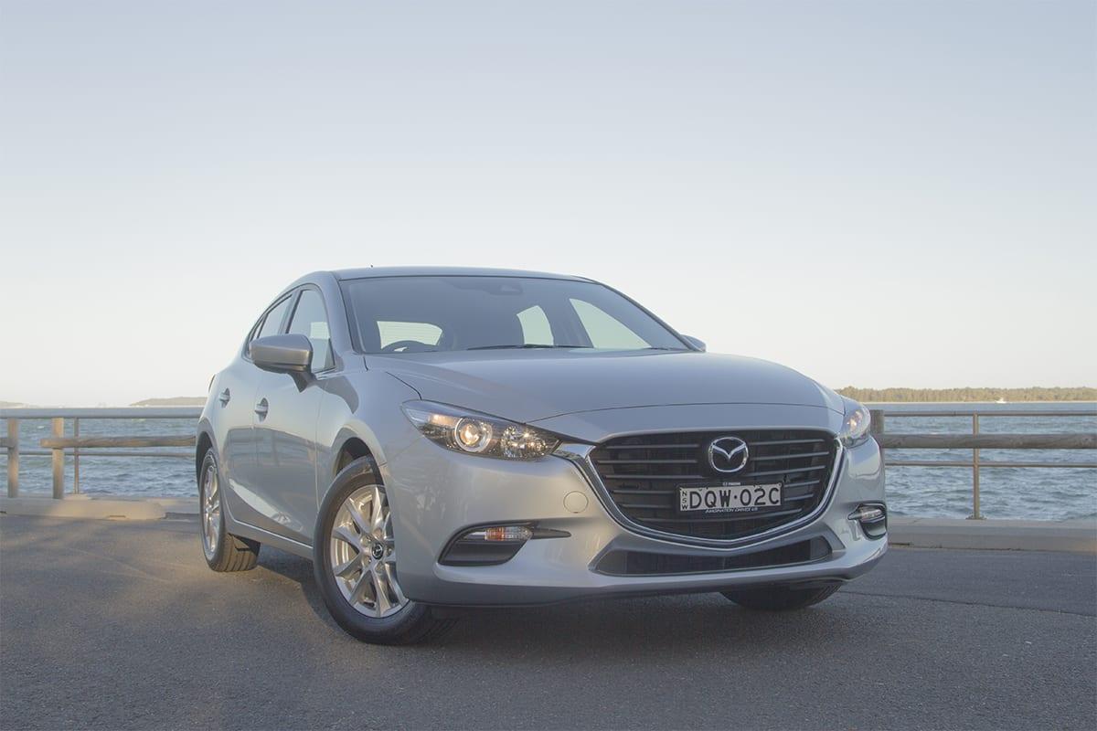Mazda 3 Neo Sport 2018 Review: Snapshot