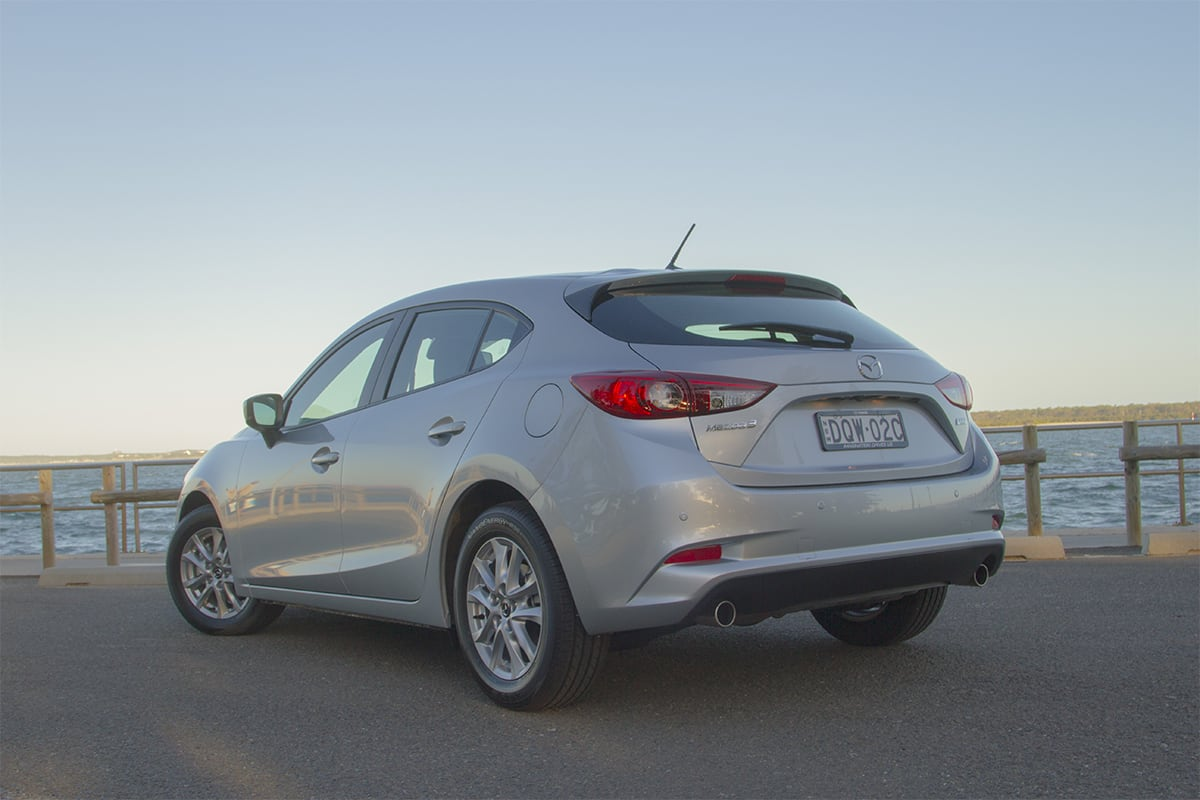 Mazda 3 Maxx Sport 2018 Review Snapshot Carsguide