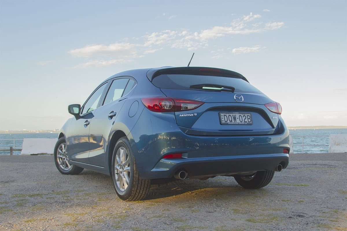 Mazda 3 SP25 Astina 2018 Review: Snapshot