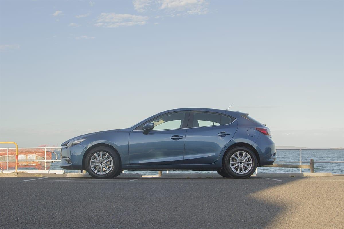 Mazda 3 Touring 2018 Review: Snapshot
