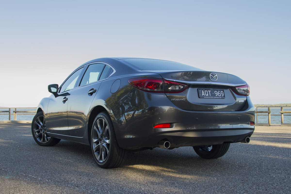 mazda 6 gt 2017 review: snapshot | carsguide