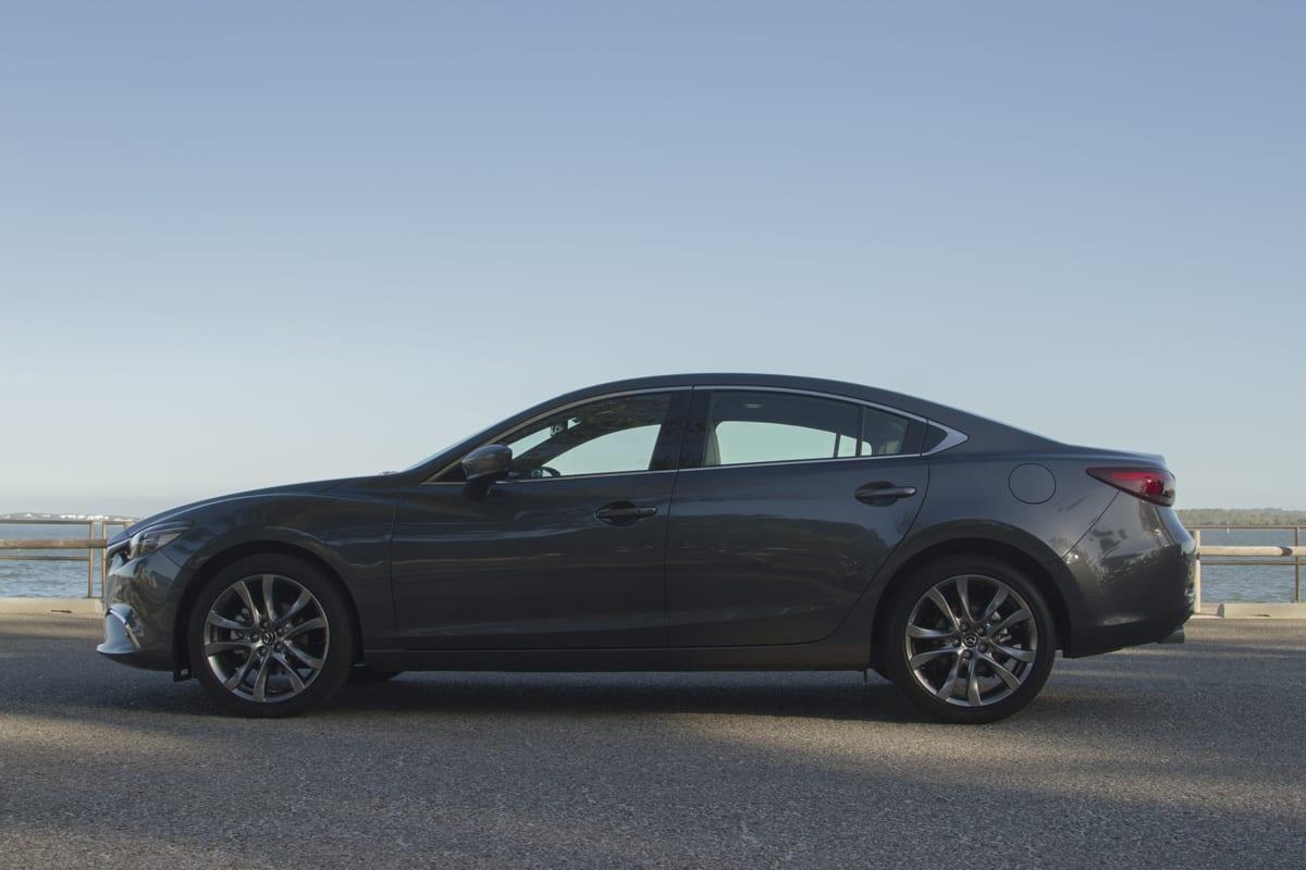 Mazda 6 Atenza 2017 Review: Snapshot