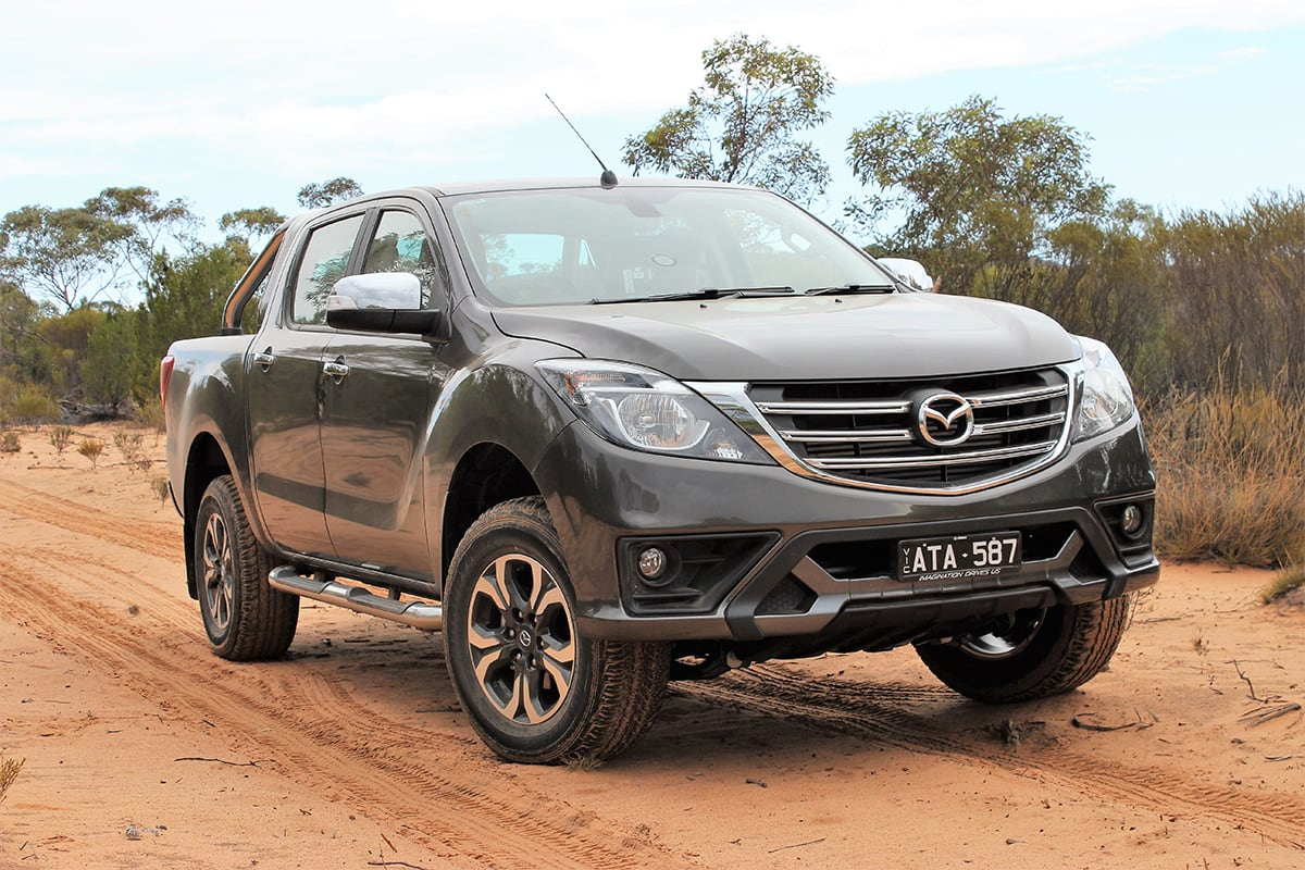 mazda bt 50 2018 review carsguide. Black Bedroom Furniture Sets. Home Design Ideas