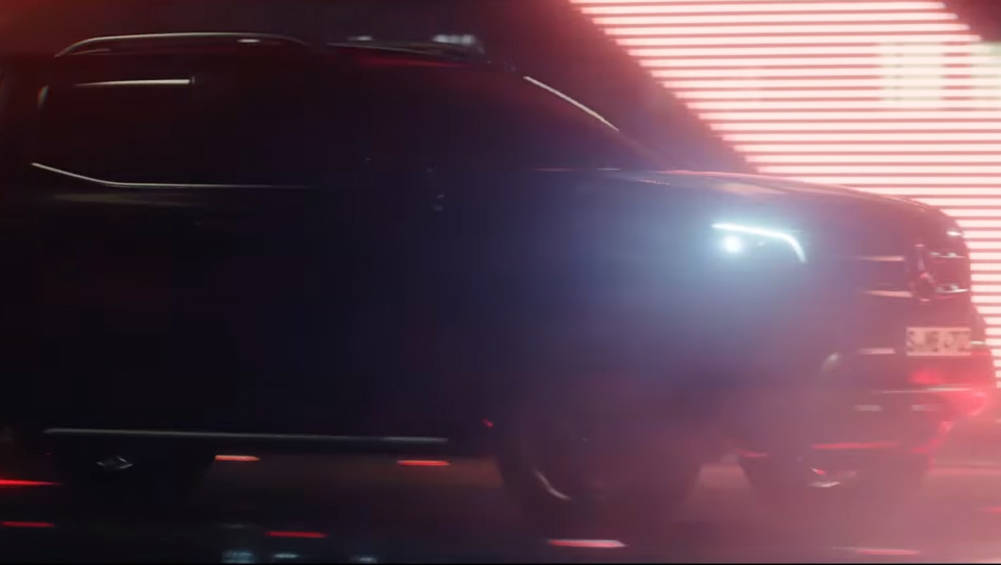 Mercedes-Benz X-Class 2018 Teased Ahead Of July Reveal